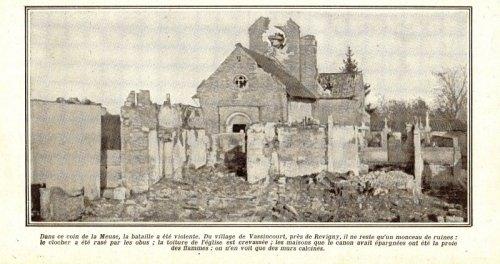Photo parue dans 'Le Pays de France'