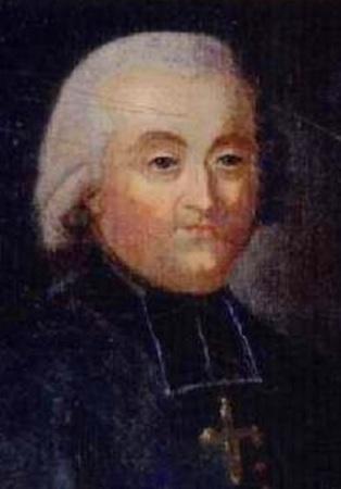 Étienne François Xavier des Michels de Champorcin - Evêque de Toul